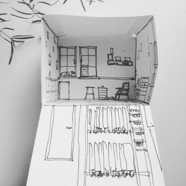 bedroom in a box – rabbitonaroof